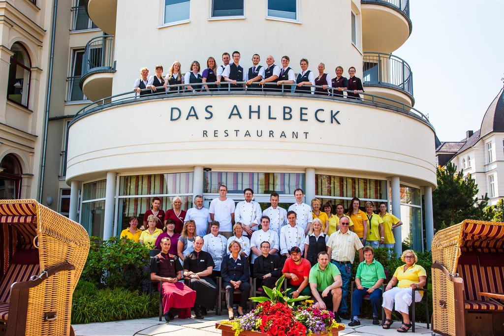 4-Sterne-Ahlbeck Hotel & SPA