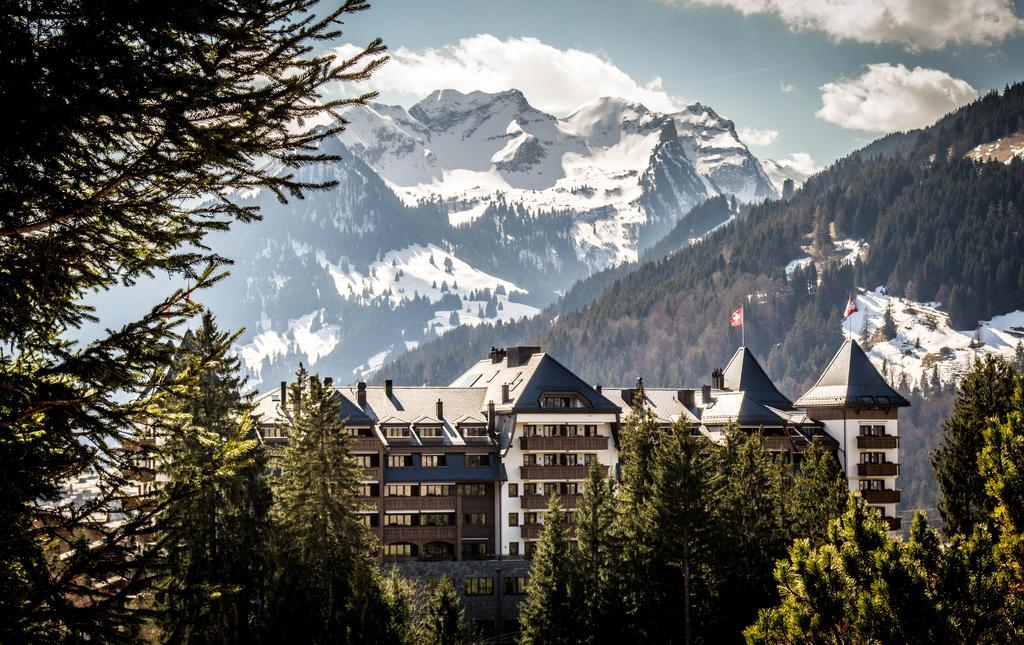 The Alpina Gstaad-Luxuriöses 5-Sterne-Hotel