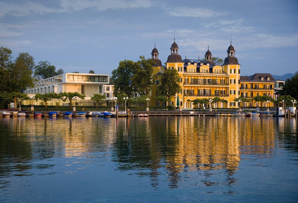 Flitterwochenhotels-Herzlich Willkommen-im Falkensteiner Schlosshotel Velden � The Leading Hotels of the World